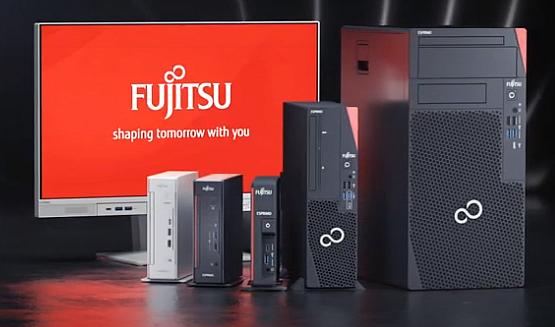 компьютеры Fujitsu Siemens