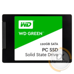 "Накопитель SSD 2.5"" 120GB WD Green WDS120G2G0A"