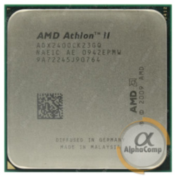 Процессор AMD Athlon II X2 240 B22 (2×2.80GHz/2Mb/AM3) б/у