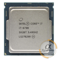 Процессор Intel Core i7 6700 (4×3.40GHz/8Mb/s1151) б/у