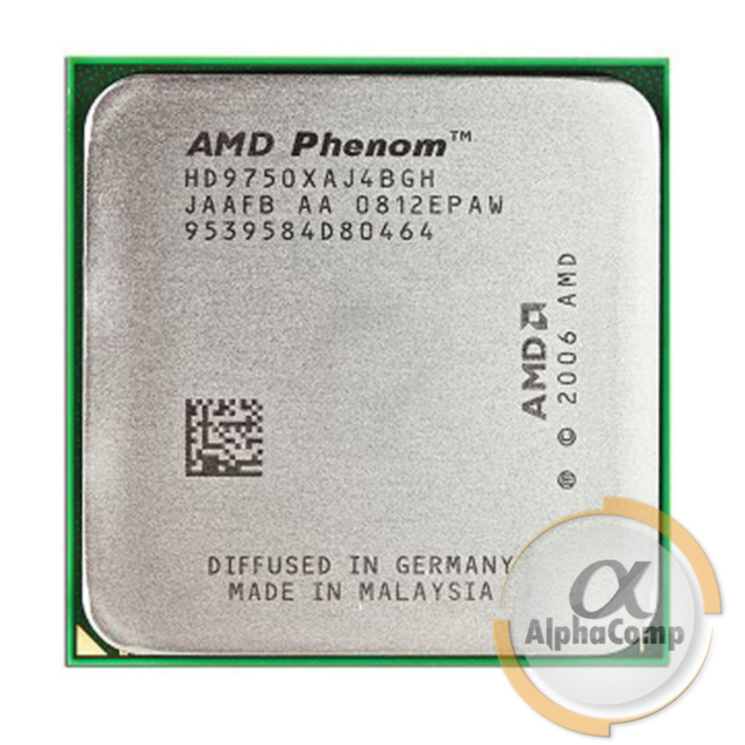 Процессор AMD Phenom X4 9750 (4×2.40GHz/6Mb/AM2+) БУ