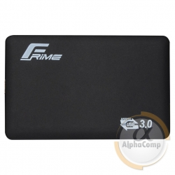 "Внешний карман HDD/SSD 2.5"" USB 3.0 Frime Metal Black (FHE30.25U30)"