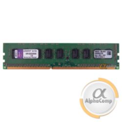 Модуль памяти DDR3 4Gb ECC Kingston (KVR1333D3E9S/4G) 1333 БУ