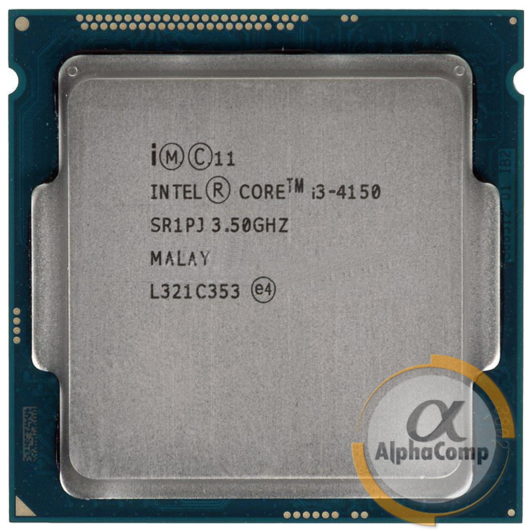 Процессор Intel Core i3 4150 (2×3.50GHz/3Mb/s1150) БУ
