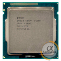 Процессор Intel Core i3 2100 (2×3.10GHz/3Mb/s1155) б/у