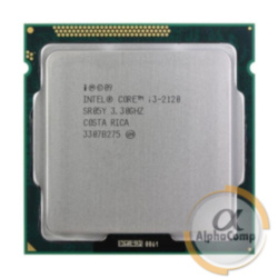 Процессор Intel Core i3 2120 (2×3.30GHz/3Mb/s1155) БУ