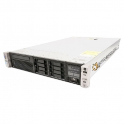 Сервер HP DL360p G8 (2×Xeon E5-2630/64Gb/no HDD/no Tray) БУ