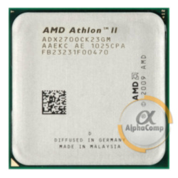 Процессор AMD Athlon II X2 270 B28 (2×3.40GHz/2Mb/AM3) б/у