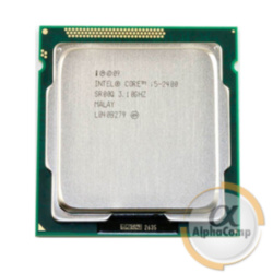 Процессор Intel Core i5 2400 (4×3.10GHz • 6Mb • 1155) БУ