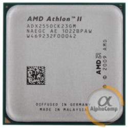 Процессор AMD Athlon II X2 255 (2×3.10GHz/2Mb/AM3) б/у