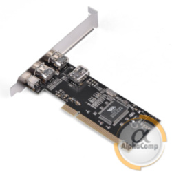 Адаптер PCI-1394 FireWire 4 port б/у