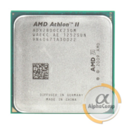 Процессор AMD Athlon II X2 280 (2×3.60GHz/2Mb/AM3) б/у