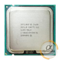Процессор Intel Core2Duo E4600 (2×2.40GHz/2Mb/s775) БУ