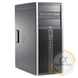 Компьютер HP 6200 Pro (i3-2100/4Gb/ssd 120Gb) Tower БУ