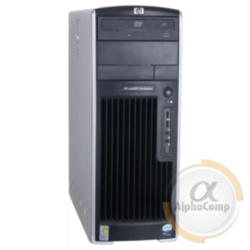 Компьютер HP xw6400 (Core2Duo E8200/4Gb/250Gb) БУ