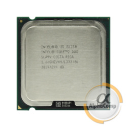 Процессор Intel Core2Duo E6750 (2×2.66GHz/4Mb/s775) БУ