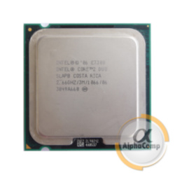 Процессор Intel Core2Duo E7300 (2×2.66GHz/3Mb/s775) б/у