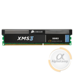 Модуль памяти DDR3 2Gb Corsair XMS3 TR3X6G1600C9 PC3-12800 1600 БУ