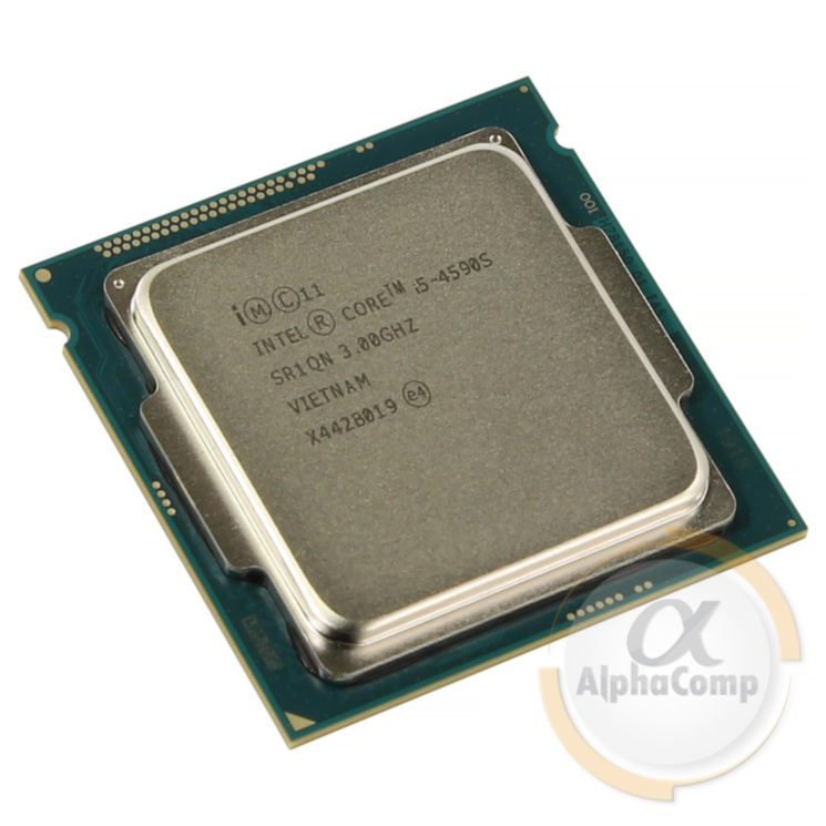Процессор Intel Core i5 4590S (4×3.00GHz/6Mb/s1150) БУ