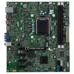 Материнская плата Dell MIH61R-MB (1155 • H61 • 2xDDR3 • gen 3) OptiPlex 620 3010 390 БУ
