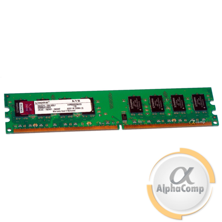 Модуль памяти DDR2 2Gb Kingston (KVR800D2N6/2G) 800 (AMD only)