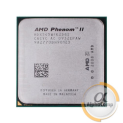 Процессор AMD Phenom II X2 545 (2×3.00GHz/6Mb/AM3) б/у