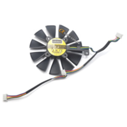 Кулер для видеокарты 87mm Asus Strix PLD09210S12HH (6-pin•12V•0.40A)