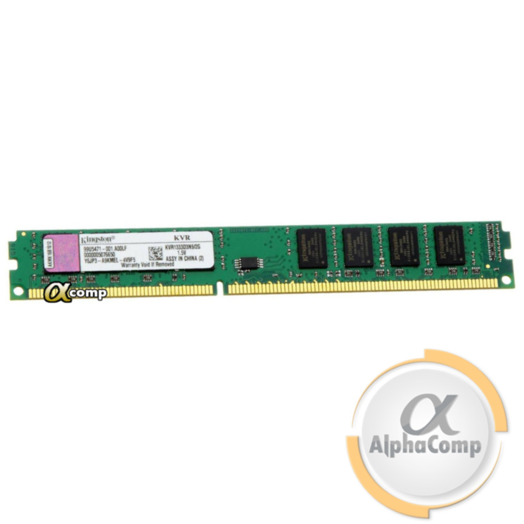 Модуль памяти DDR3 2Gb Kingston (KVR1333D3N9/2G) 1333 (AMD only)