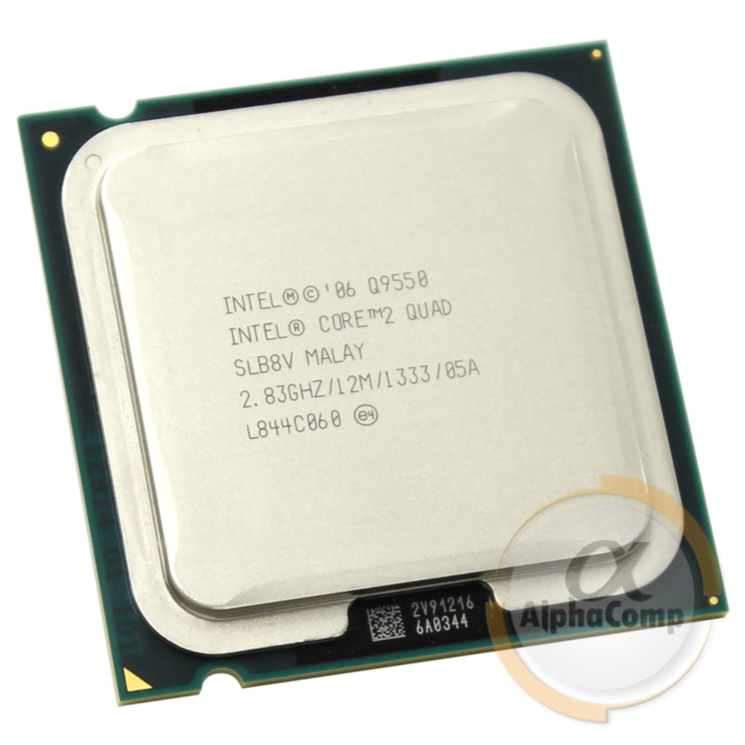 Процессор Intel Core2Quad Q9550 (4×2.83GHz/12Mb/s775) БУ