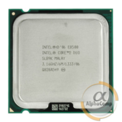 Процессор Intel Core2Duo E8500 (2×3.16GHz/6Mb/s775) б/у