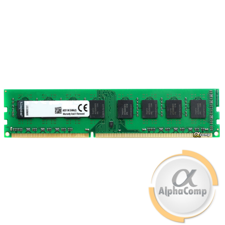 Модуль памяти DDR3 4Gb Kingston (KVR1600D3N9/4G) 1600 (AMD only)