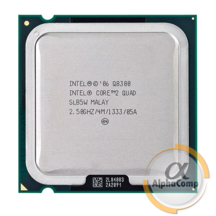 Процессор Intel Core2Quad Q8300 (4×2.50GHz/4Mb/s775) БУ