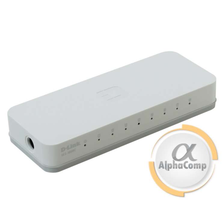 Коммутатор 8 port D-Link DES-1008C new