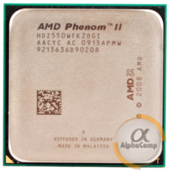 Процессор AMD Phenom II X2 550 (2×3.10GHz/6Mb/AM3) б/у
