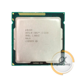 Процессор Intel Core i5 2320 (4×3.00GHz/6Mb/s1155) б/у