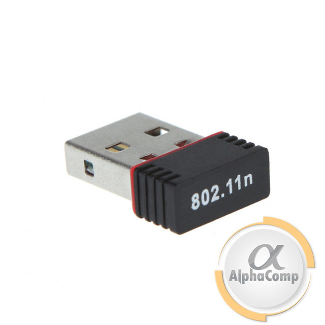 Адаптер USB WiFi Wireless (802.11n/150M) RT2870