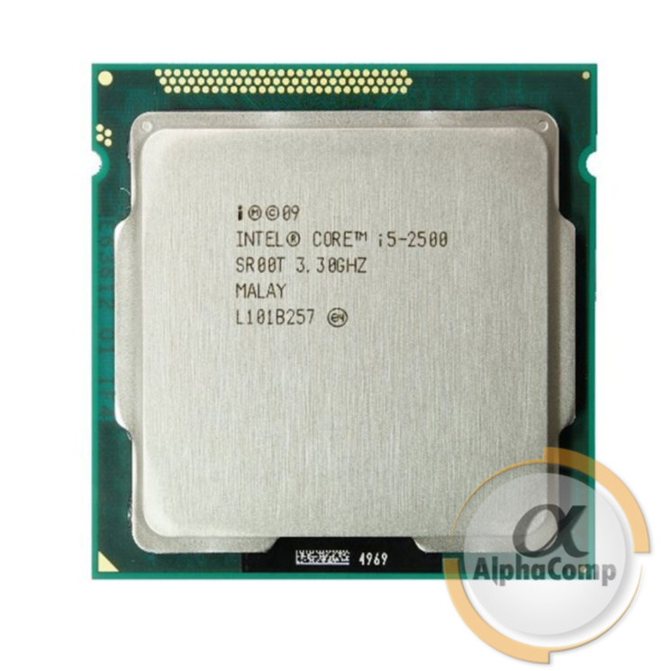 Процессор Intel Core i5 2500 (4×3.30GHz/6Mb/s1155) БУ