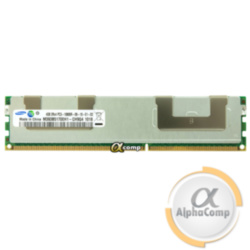 Модуль памяти DDR3 RDIMM 4Gb Samsung (M393B5170EH1-CH9)  registered 1333 БУ