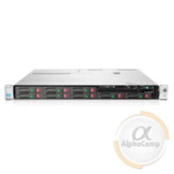 Сервер HP DL360p G8 (2×Xeon E5-2630/no RAM/no HDD/no Tray) БУ