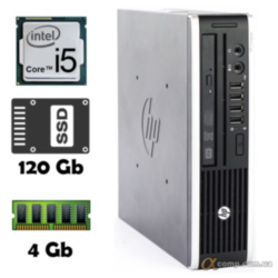 Компьютер HP 8300 (i5-3570S/4Gb/ssd 120Gb) Ultra Slim БУ