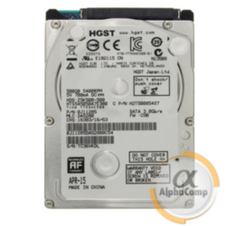 "Жесткий диск 2.5"" 500Gb Hitachi HTS545050A7E380 (8Mb/5400/SATAII) БУ"