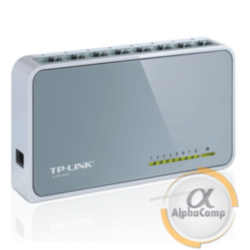 Коммутатор 8 port TP-Link TL-SF1008D (10/100)