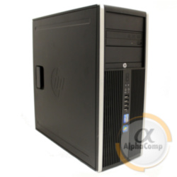 Компьютер HP 8200 Pro (i3-2120/4Gb/ssd 120Gb) Tower БУ