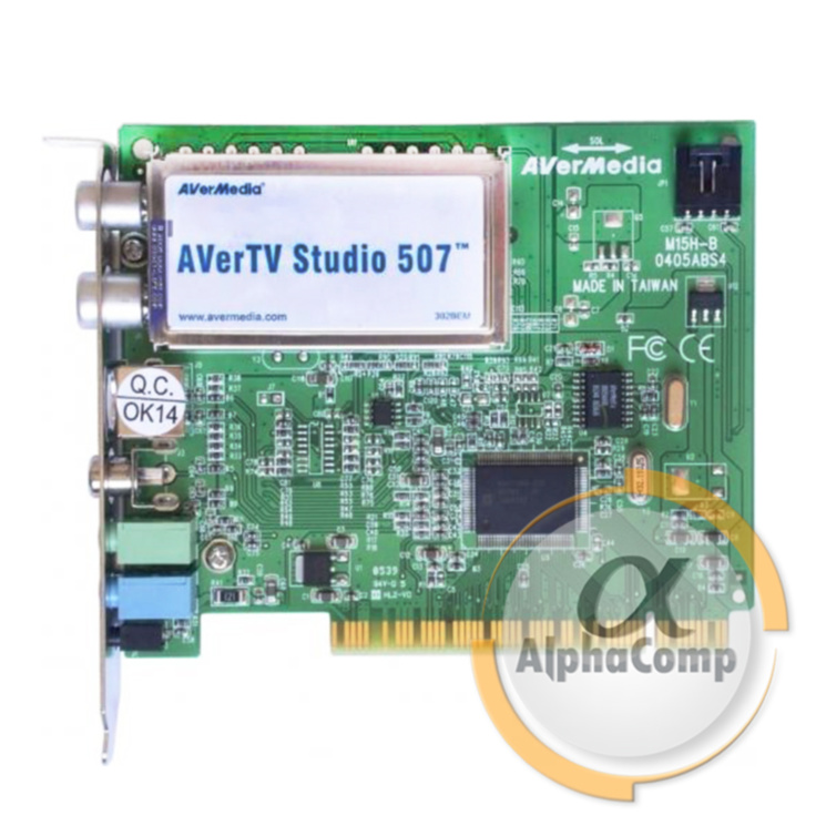 Тюнер TV AVerMedia AVerTV Studio 507UA БУ