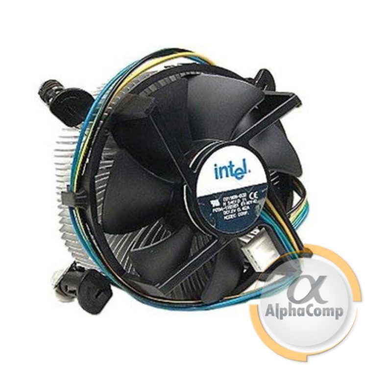 Кулер Intel (socket 775) low Cu БУ